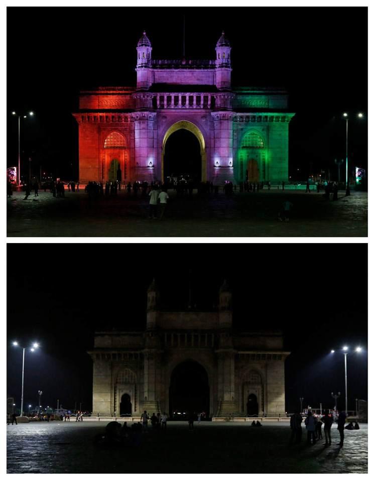 La Puerta de la India, Bombay
