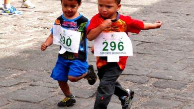 Photo of 1a Carrera Atlética Infantil de la Colonia Wenceslao
