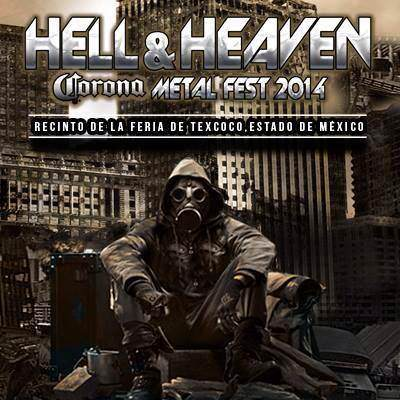 hell and heaven front