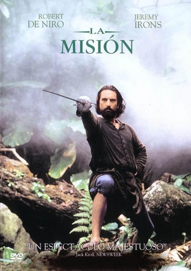 la mision poster