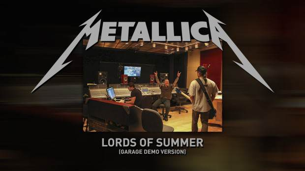 """Lords of Summer"" nueva canción de Metallica"