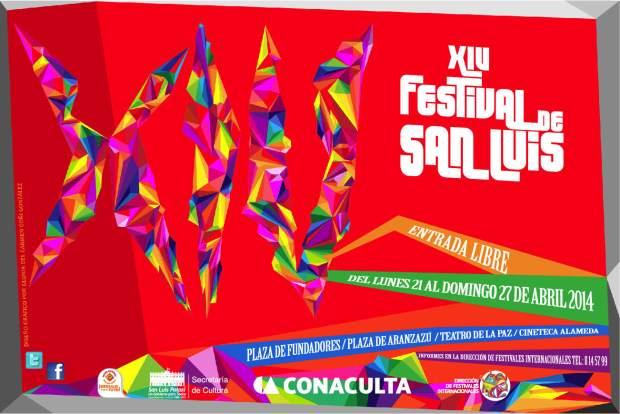 XIV Festival de San Luis