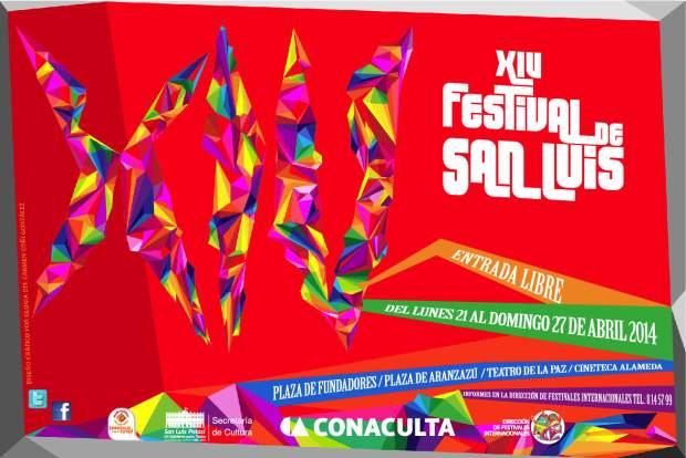 XIV Festival San Luis