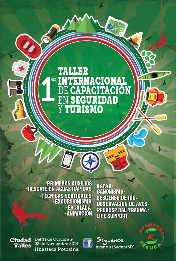 1 taller internacional seguridad turismo
