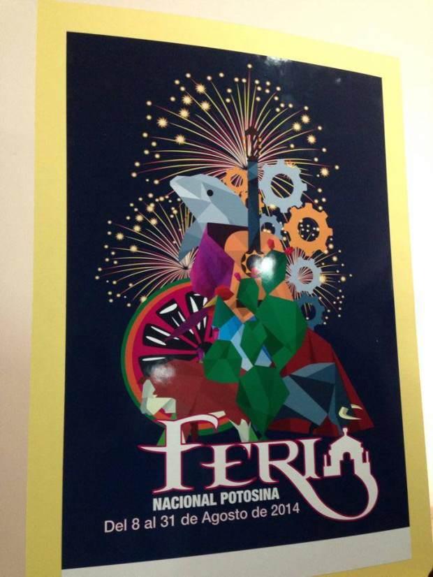 Cartel ganador FENAPO 2014