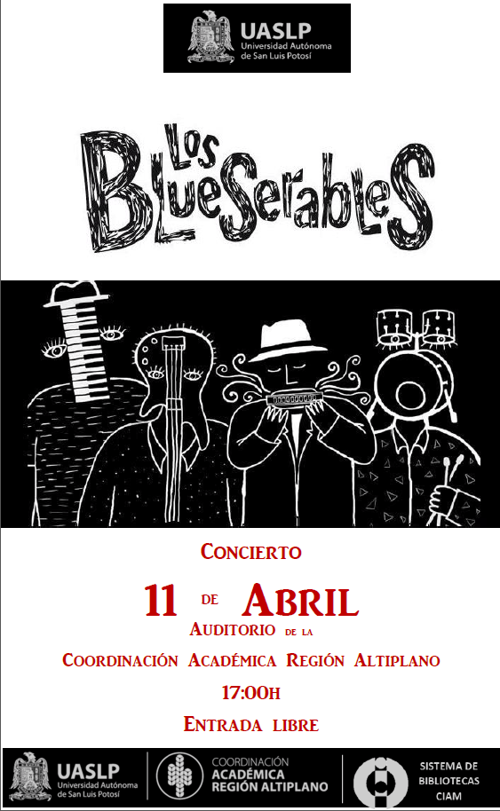 Los Bluserables 11 abril
