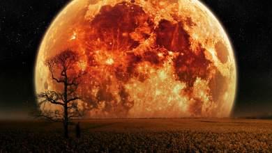 Photo of Luna de Sangre este 15 de Abril