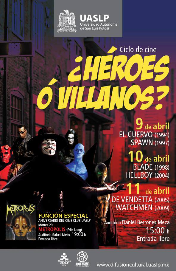 heroes o villanos