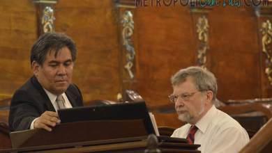 Photo of Soberbia presentación de Bernhard Marx en la Catedral Metropolitana de San Luis Potosí
