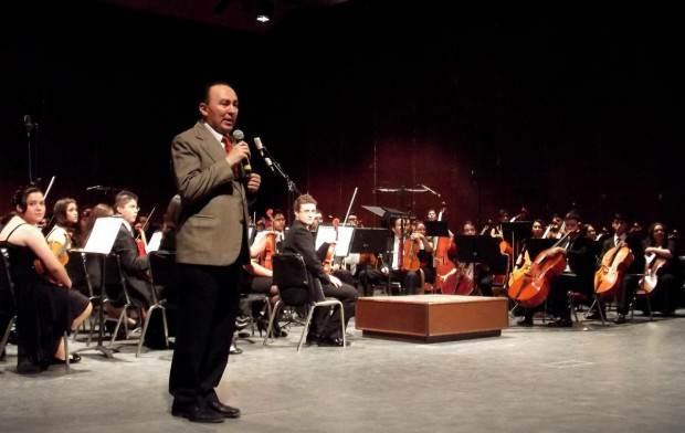 Orquesta Sinfónica Julián Carrillo