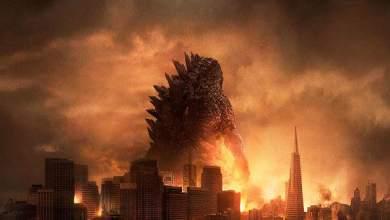 Photo of Godzilla
