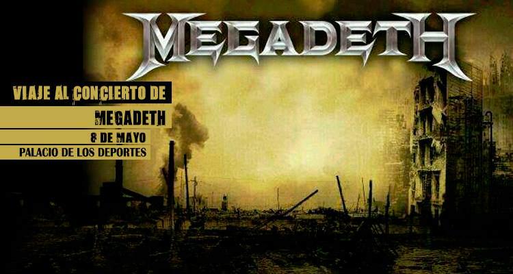 Viaje A Megadeath Metrpoli San Luis
