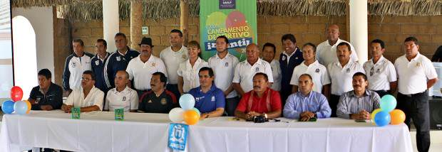 17Jun14 Presentan Campamento Deportivo Infantil 2014-2
