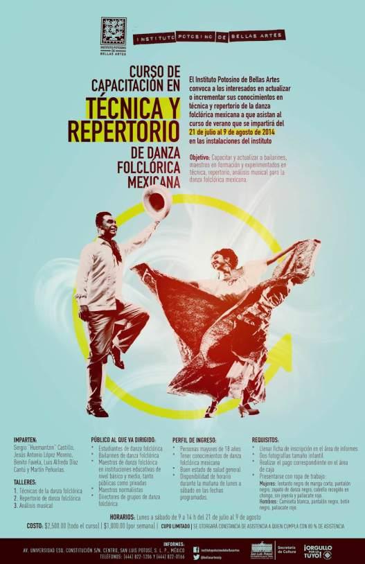TécnicaRepertorioFolclór