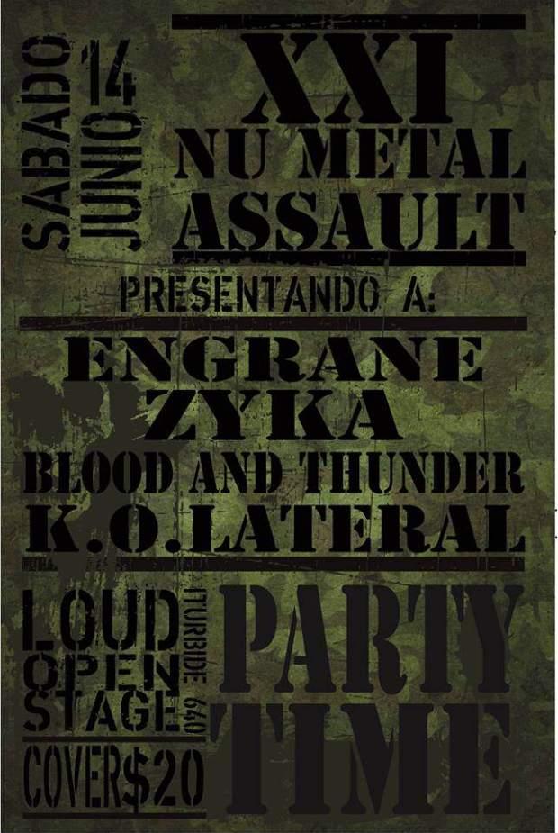 XXI Nu Metal Assault