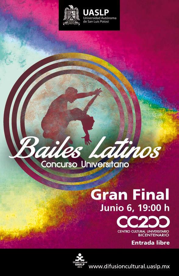 gran final bailes latinos