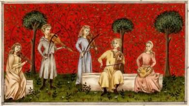 Photo of Curso de Música Medieval en el IIH-UASLP.