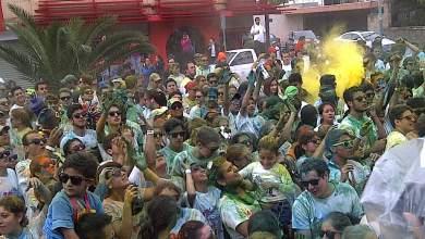 Photo of Todo una fiesta el Color Vibe 5K
