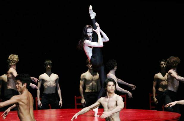 Béjart Ballete Lausanne @ Teatro de la Paz | San Luis Potosí | San Luis Potosí | México