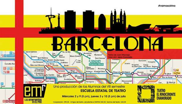 Barcelona rino