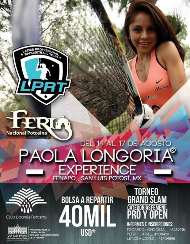Paola Longoría Experience