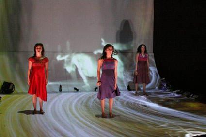 Realizando Ideas Producciones A.C - Antropía  @ Teatro de la Paz | San Luis Potosí | San Luis Potosí | México