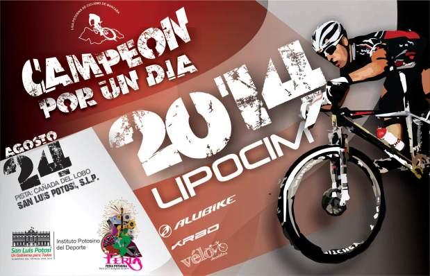 Campeón por un día 2014 @ Cañada del Lobo | San Luis Potosí | San Luis Potosí | México