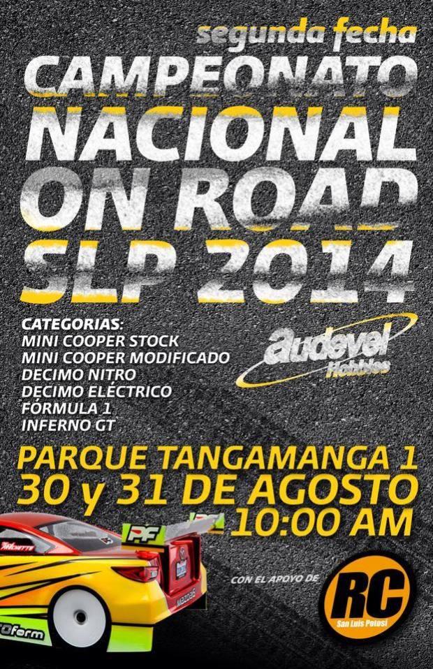 Campeonato Nacional on Road