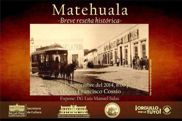 Matehuala breve reseña histórica