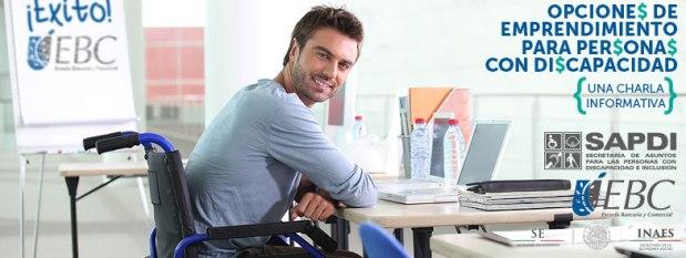 Opciones de Emprendimiento para Personas con Discapacidad @ EBC Campus San Luis Potosí  | San Luis Potosí | San Luis Potosí | México
