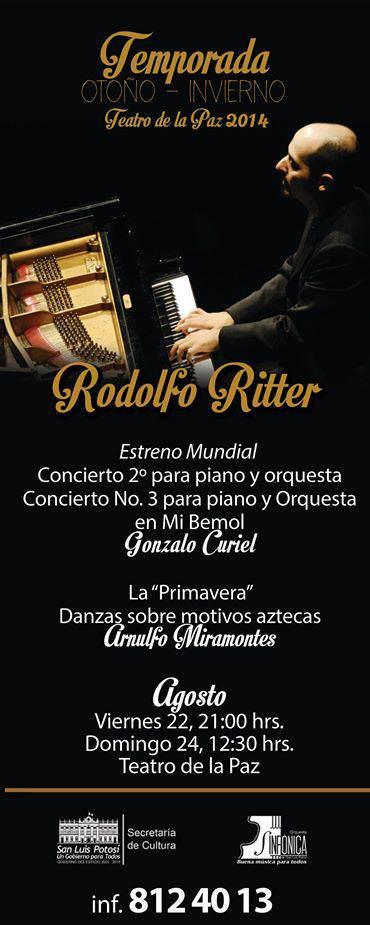 Rodolfo Ritter OASLP