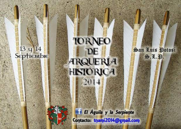 Torneo de Arquería Histórica 2014 @ Museo Laberinto  | San Luis Potosí | San Luis Potosí | México