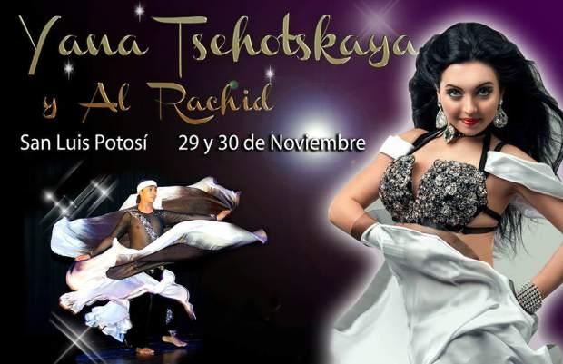 Encuentro Nacional de Danzas Orientales de San Luis Potosí  @ San Luis Potosí  | San Luis Potosí | San Luis Potosí | México