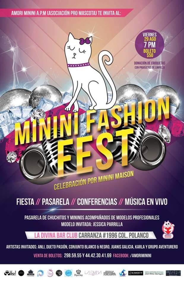 Minini Fashion Fest @ La Divina Bar Club | San Luis Potosí | San Luis Potosí | México