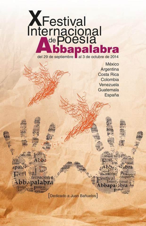 10° Festival Internacional de poesía Abbapalabra
