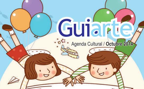 Guiarte Octubre 2014