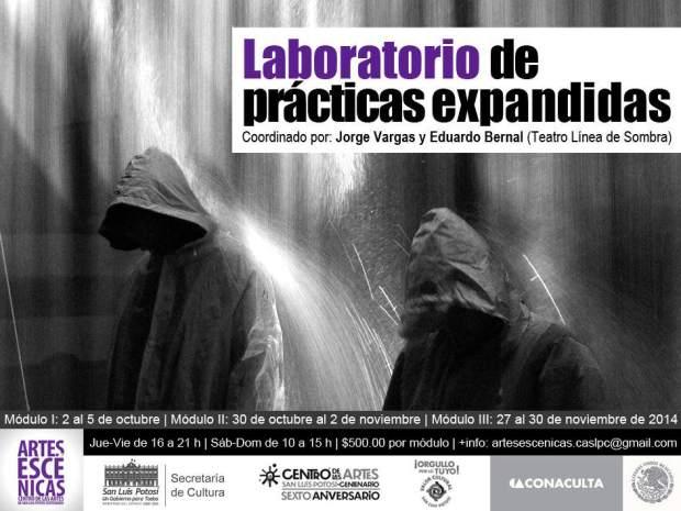 Laboratorio de prácticas expendidas -Modulo I @ Centro de las Artes de San Luis Potosí | San Luis Potosí | San Luis Potosí | México