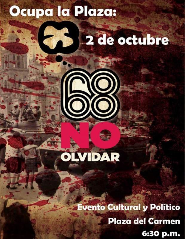 Ocupa la Plaza 2 de Octubre