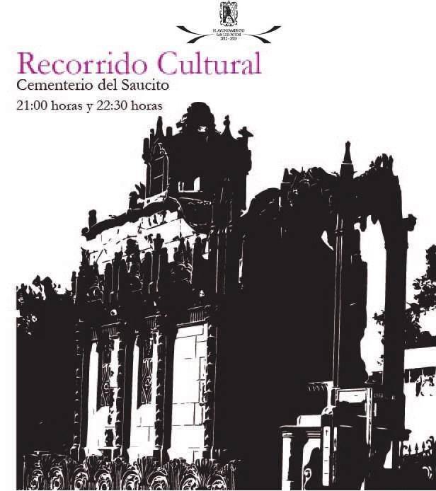 Recorrido Cultural Cementerio Saucito