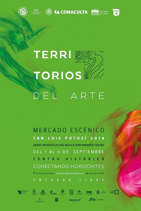 Territorios del Arte 2014 @ San Luis Potosí  | San Luis Potosí | San Luis Potosí | México