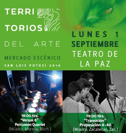 Territorios del arte 1 septiembre