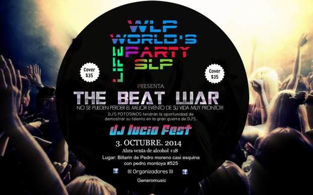 The Beat War