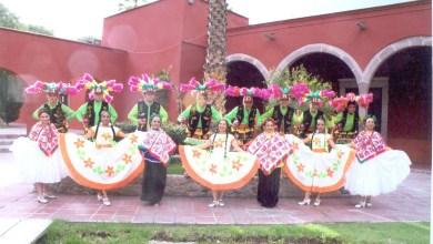 "Photo of Se presentá el grupo de Danza Folclórica Magisterial ""Tlalzintoka"""