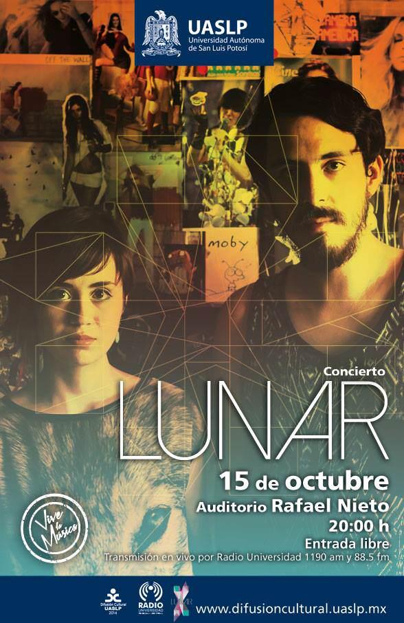 concierto lunar