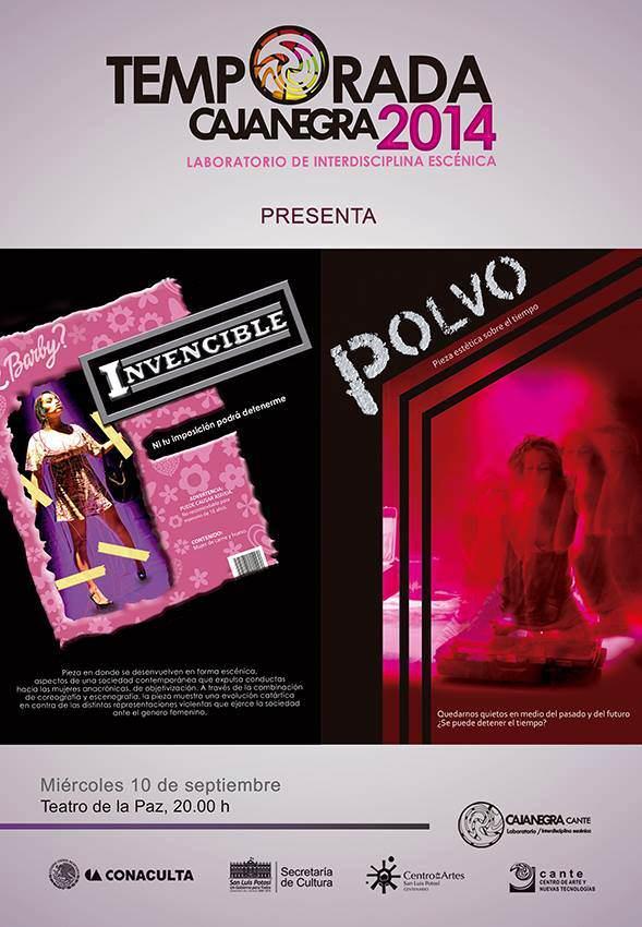 Invencible - Polvo @ Teatro de la Paz | San Luis Potosí | San Luis Potosí | México