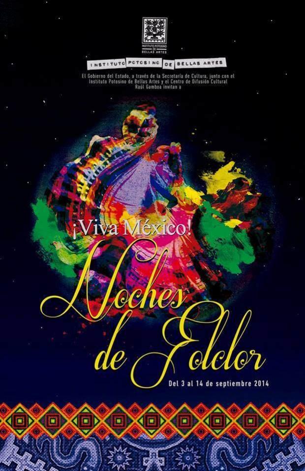 viva México noches de folclor