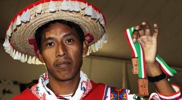 Encuentro Nacional Deportivo Indigena SLP