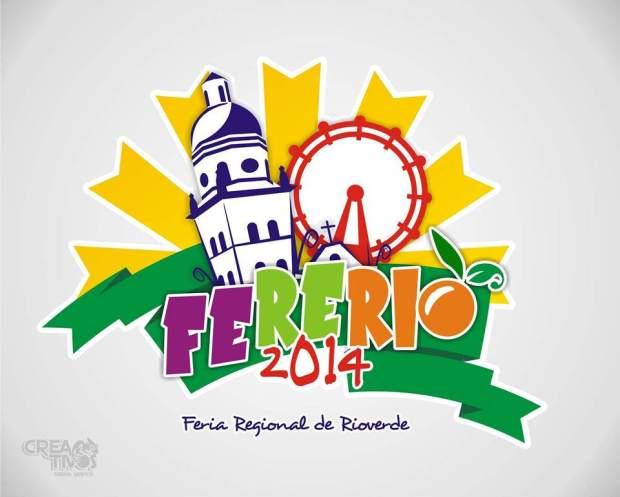 FERERIO 2014 logo