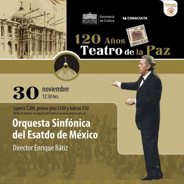 Orquesta Sinfónica del Estado de México