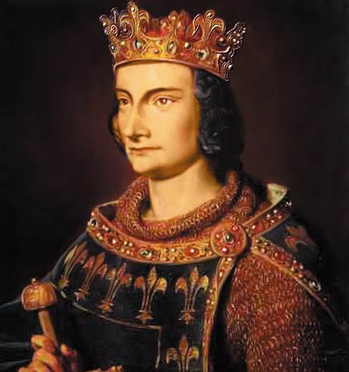 San Luis Rey de Francia